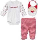 Newborn-Body, Hose und Lätzchen