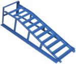 Auffahrrampe aus Stahl mit Überfahrschutz, 2 Stück
