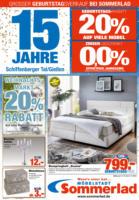 Geburtstagsverkauf - Möbel & Wohnen
