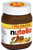 nutella Nuss-Nougat-Creme