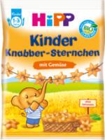 Snack Kinder Knabber-Sternchen mit Gemüse ab 1 Jahr