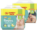 Pampers Windeln baby-dry oder active-fit