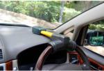 S.W.A.T. Lock-R Pro Lenkradkralle, inkl. Infrarot-Fernbedienung - die Diebstahlsicherung für Ihr Auto