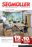 Voglauer bei Segmüller - Design & Natur
