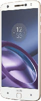 Smartphones - Lenovo Moto Z 32 GB Fine Gold, Frontlinse White