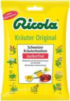 Ricola Schweizer Kräuterbonbons