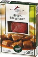 Wildmeister Hirschedelgulasch