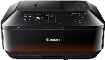 Multifunktionsdrucker - Canon PIXMA MX925 Tintenstrahl 4-in-1 Tinten-Multifunktionsgerät WLAN Netzwerkfähig