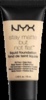 Make-Up Stay Matte But Not Flat Liquid Foundation Ivory 01