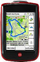 Fahrrad Navigation - Falk 1675280000 IBEX 32 Deutschland Fahrrad, Wandern, Geocaching