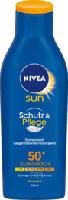 Sonnenmilch Schutz & Pflege LSF 50+