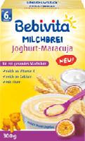 Milchbrei Joghurt-Maracuja ab 6. Monat
