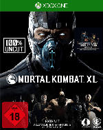 Xbox One Spiele - Mortal Kombat XL [Xbox One]