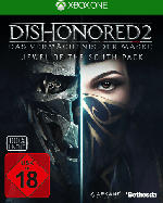 Xbox One Spiele - Dishonored 2: Das Vermächtnis der Maske (Exlusives Metal Plate Pack) [Xbox One]