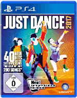 PS4 Spiele - Just Dance 2017 [PlayStation 4]