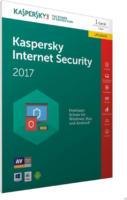 Kaspersky Internet Security 2017 Upgrade 1 Jahr, 1 PCs