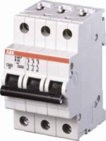 ABB S203P-C20 Sicherungsautomat System Pro M Compact Leitungsschutzschalter 15-25kA, 20A, 3P