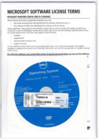 Microsoft Windows Server 2008 R2 Standard 64-Bit Dell OEM Englisch 1-4 CPU 5 CALs