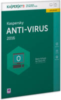 Kaspersky Anti-Virus 2016 Upgrade 1 Jahr, 1 PC