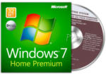 Windows 7 Home Premium 32-Bit OEM Vollversion Betriebssystem SP1