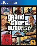 PS4 Spiele - GTA 5 - Grand Theft Auto V [PlayStation 4]