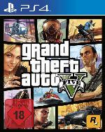 PS4 Spiele - GTA 5 - Grand Theft Auto V [PlayStation 4]