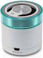 Conceptronic Bluetooth 3.0 Stereo Lautsprecher Weiß Röhrenform mini-USB NEU OVP