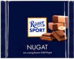 Ritter SPORT Schokolade Nugat