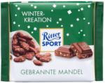 Ritter SPORT Schokolade Winterkreation Gebrannte Mandel