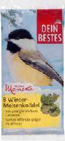 Hauptfutter für Wildvögel, Meisenknödel