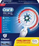 Elektrische Zahnbürste PRO 6200