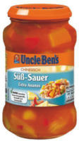 Uncle Ben's Fix Saucen