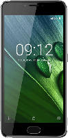 Smartphones - Acer Liquid Z6 Plus 32 GB Anthrazit Dual SIM