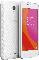 Smartphones - Lenovo B 8 GB Weiß Dual SIM