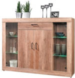 Highboard Oxford Monument Oak NB 160 x 124 x 41