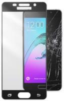 Capsule Displayschutzglas für Galaxy A3 2016 schwarz