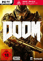 PC Games - DOOM - 100% Uncut (Special Edition) [PC]