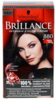 BRILLANCE Haarcoloration Dunkelbraun (880)