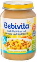 Bebivita Kartoffelpüree mit Gemüse & Hackfleisch