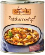 COQUETTE Ratsherrentopf