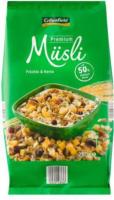 CROWNFIELD Premium Müsli Früchte & Kerne