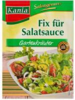 KANIA Salatfixe Gartenkräuter