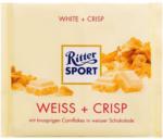 Ritter SPORT Schokolade Weiss + Crisp
