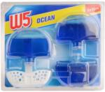 W5 WC-Stein flüssig Ocean