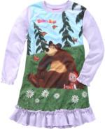 Mascha und der Bär Nachthemd