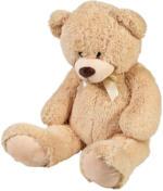 Großer Teddy aus Plüsch