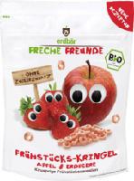 Müsli Frühstücks-Kringel Apfel & Erdbeere ab 1 Jahr