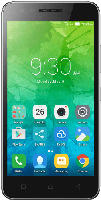 Smartphones - Lenovo C2 8 GB Schwarz Dual SIM