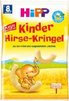 Snack Kinder Hirse-Kringel ab 8. Monat