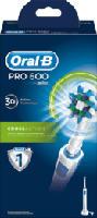 elektrische Zahnbürste PRO 600 Cross Action